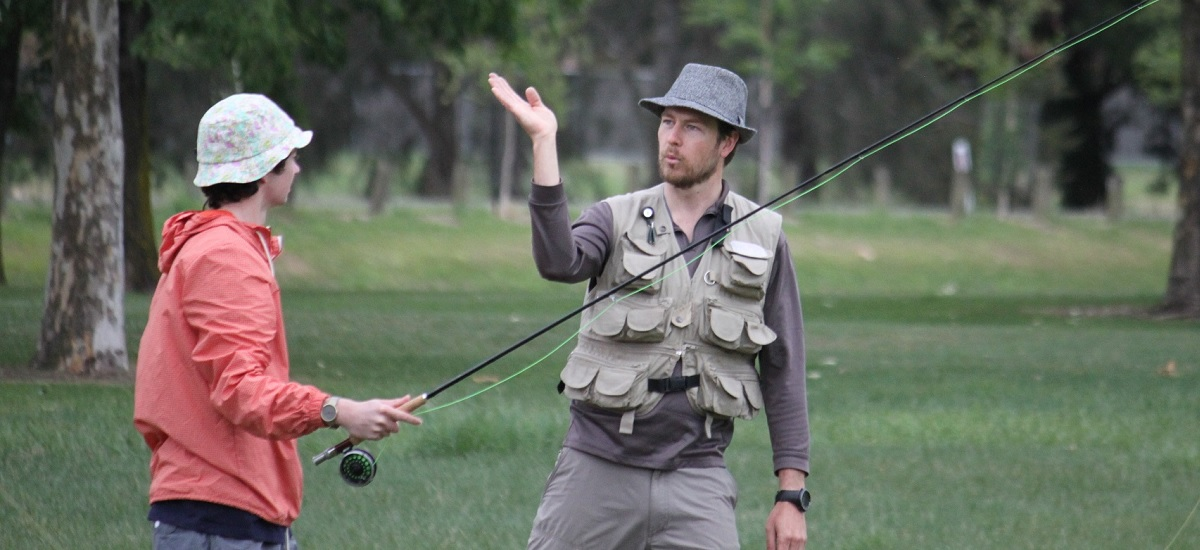 Fly Casting Lessons