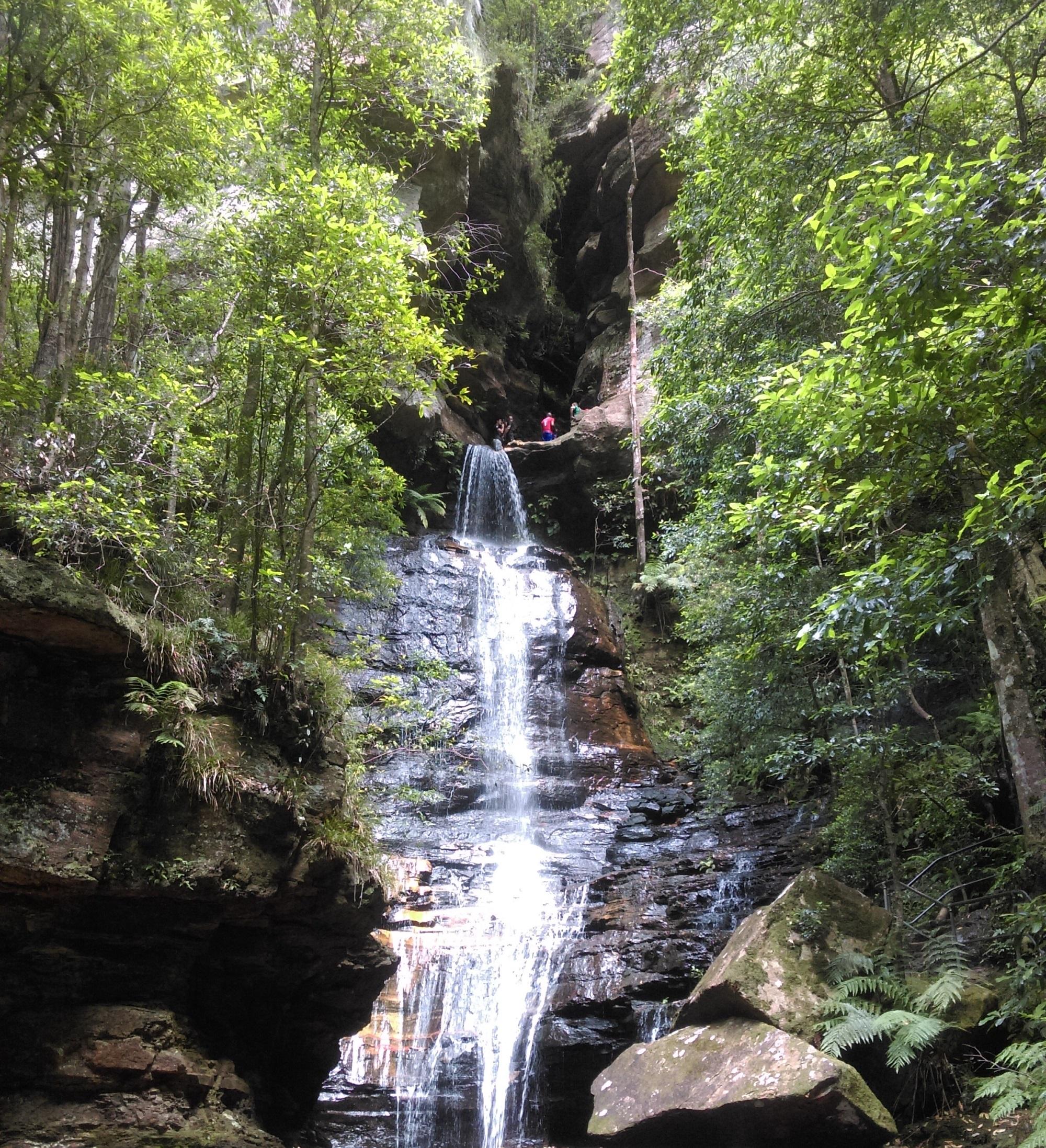 Empress Falls Canyon