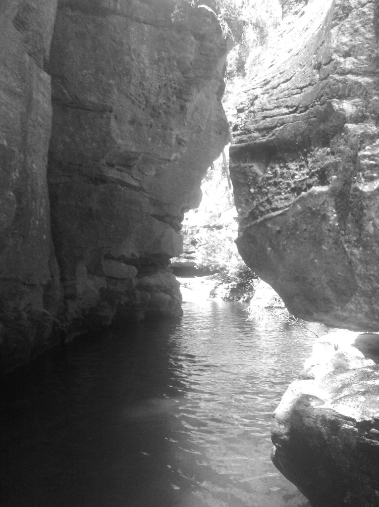 Liloing Canyon Blue Mountains